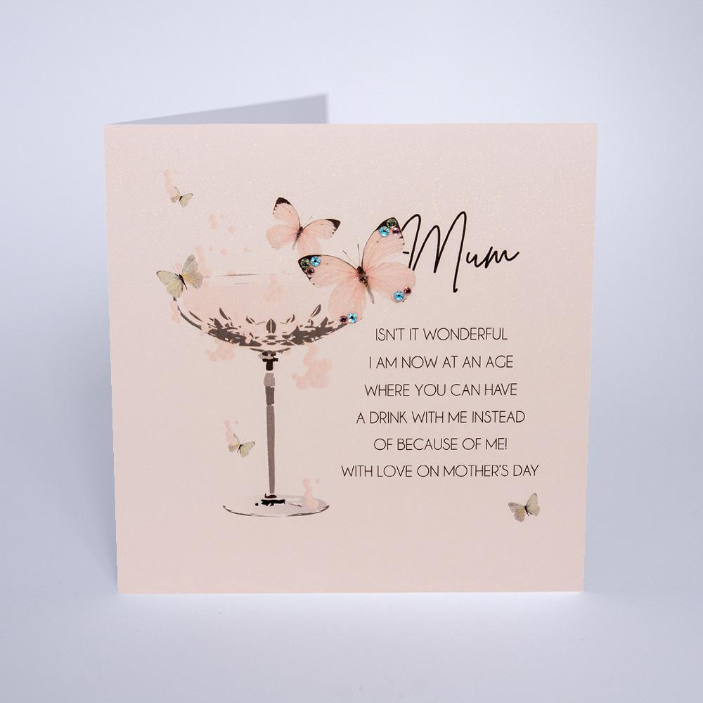 Mum Isn't It Wonderful ... Card