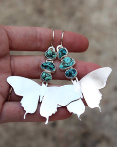 Butterfly Earrings #1