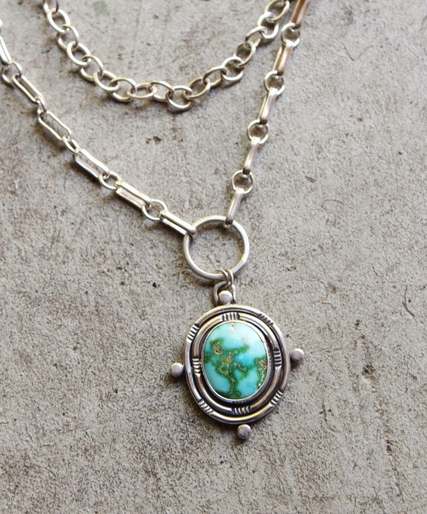 Compass Collection Necklace