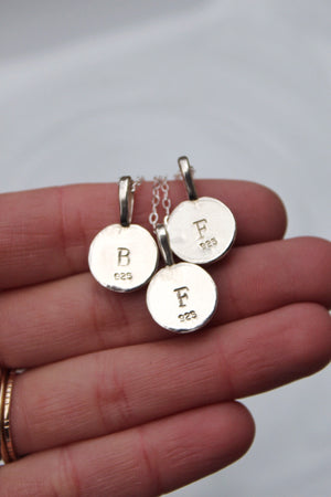 'BFF' Friendship Necklaces- Set of Three