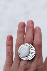 Sunburst Ring #10