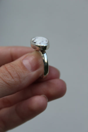 Horizontal Ring #70- Size 8