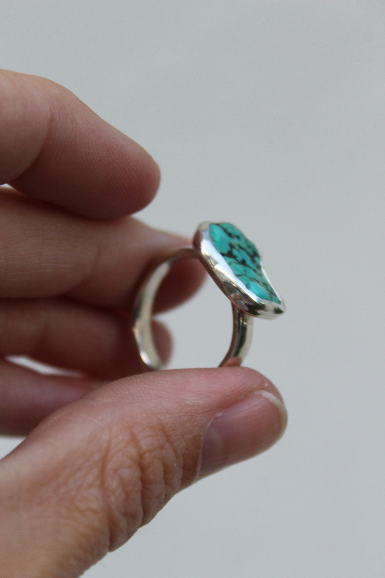 Horizontal Ring #72- Size 6