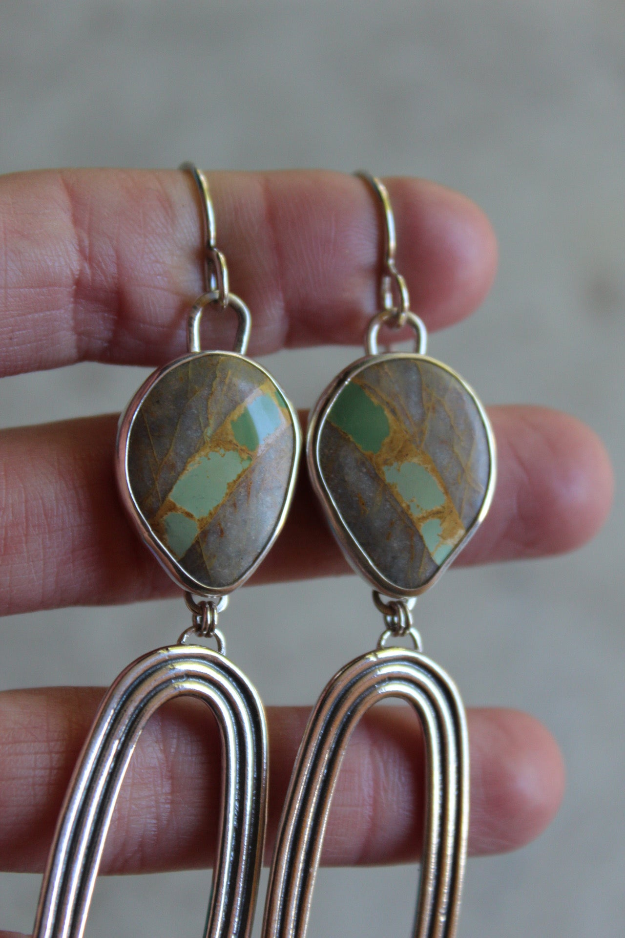 Rainbow Earrings #52