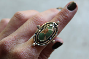 Compass Collection Ring #2- Size 6.5