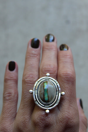Compass Collection Ring #3- Size 8