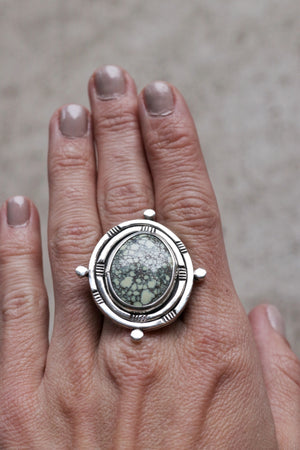 Compass Collection Ring #6- Size 8