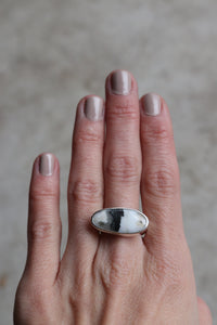 Horizontal Ring #89- Size 7