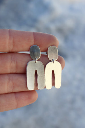 Mod Earrings #2