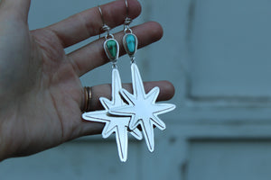 Royston Starburst Earrings