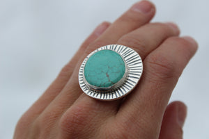 Sunburst Ring #6