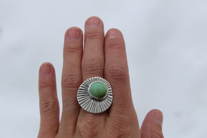 Sunburst Ring #2