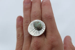 Sunburst Ring #3
