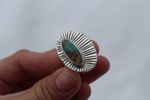 Sunburst Ring #7