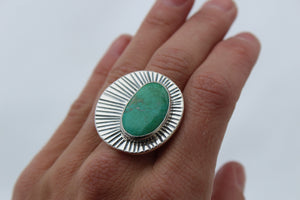 Sunburst Ring #4