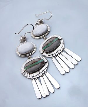 Western Flare Earrings