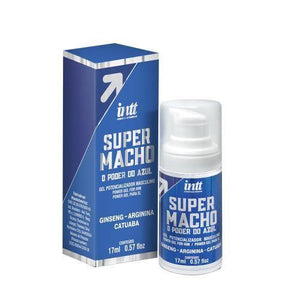 Excitante Multivitamínico - Super Macho Gel
