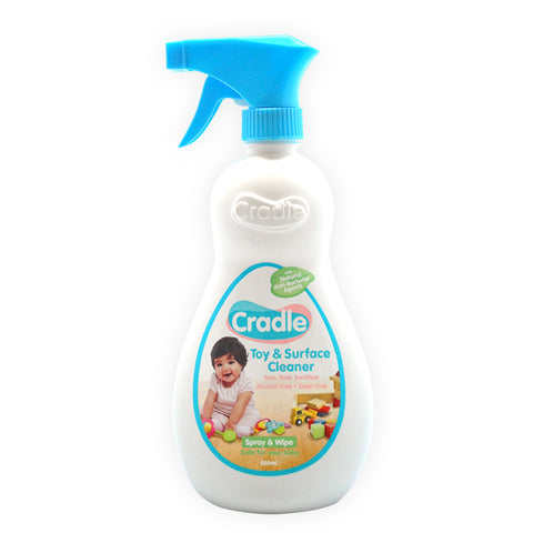 Cradle Toy & Surface Cleaner 500ml