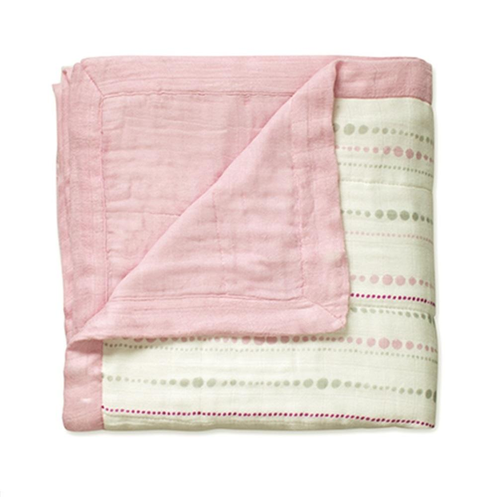 Aden + Anais Bamboo Dream Blanket - Tranquility Beads