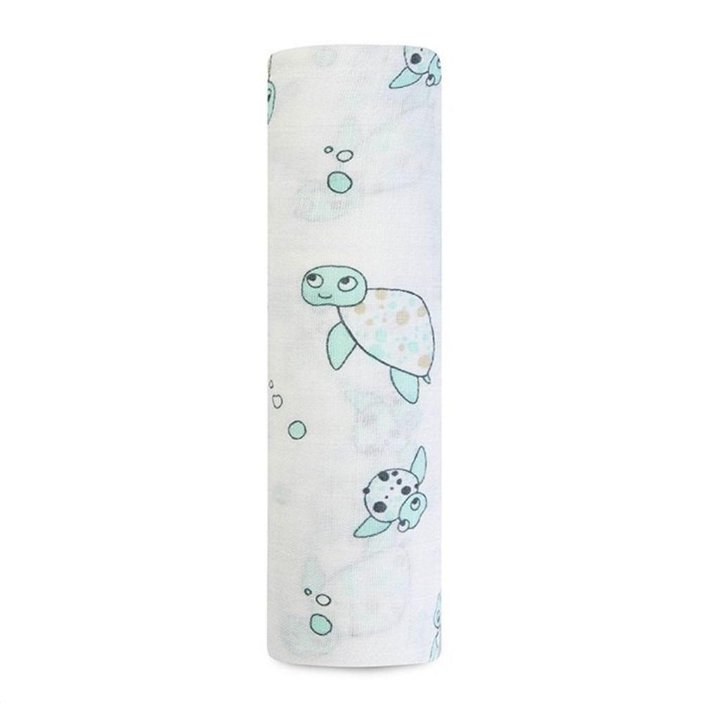 Aden + Anais Classic Single Swaddle  – Under the Sea
