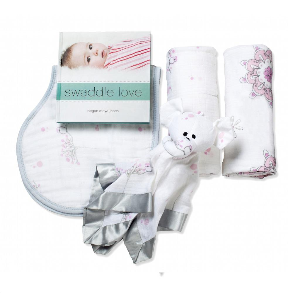 Aden + Anais New Beginning Gift Set – For the Birds