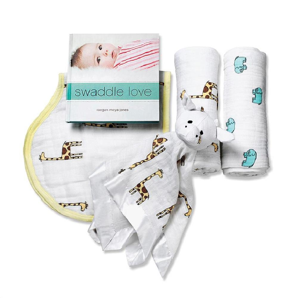 Aden + Anais New Beginning Gift Set – Liam the Brave