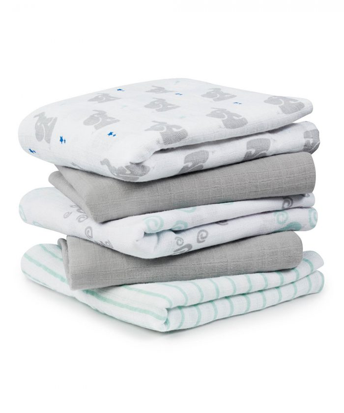 Aden + Anais 4-pack Swaddle Plus