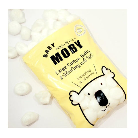 Baby Moby Cotton Balls - Large