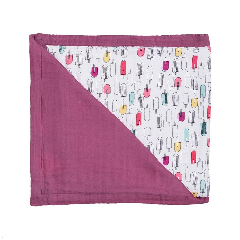 Snuggle Blanket - Luxury Muslin