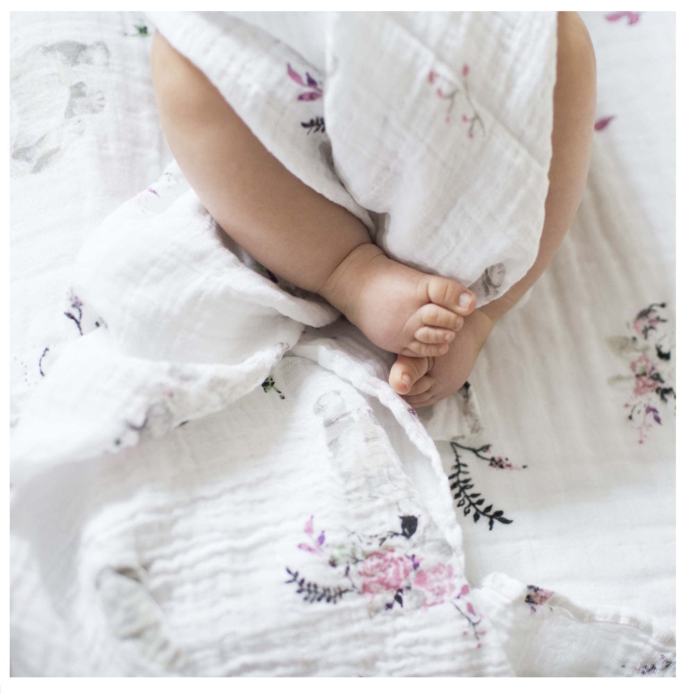 Swaddle Blanket Set - Classic Muslin