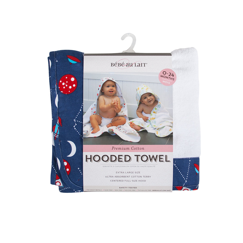 Hooded Towel (For Baby)