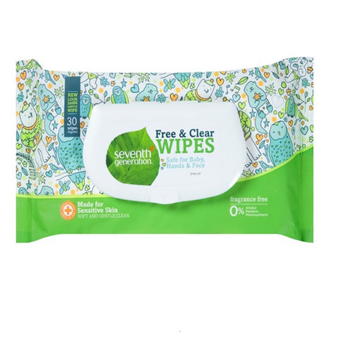 Baby Wipes - Free & Clear