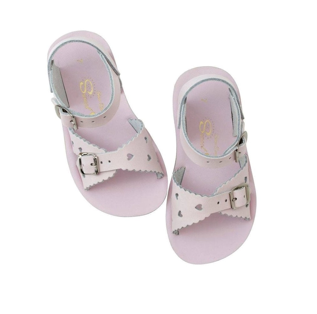 Kids Sweetheart Premium in Shiny Pink