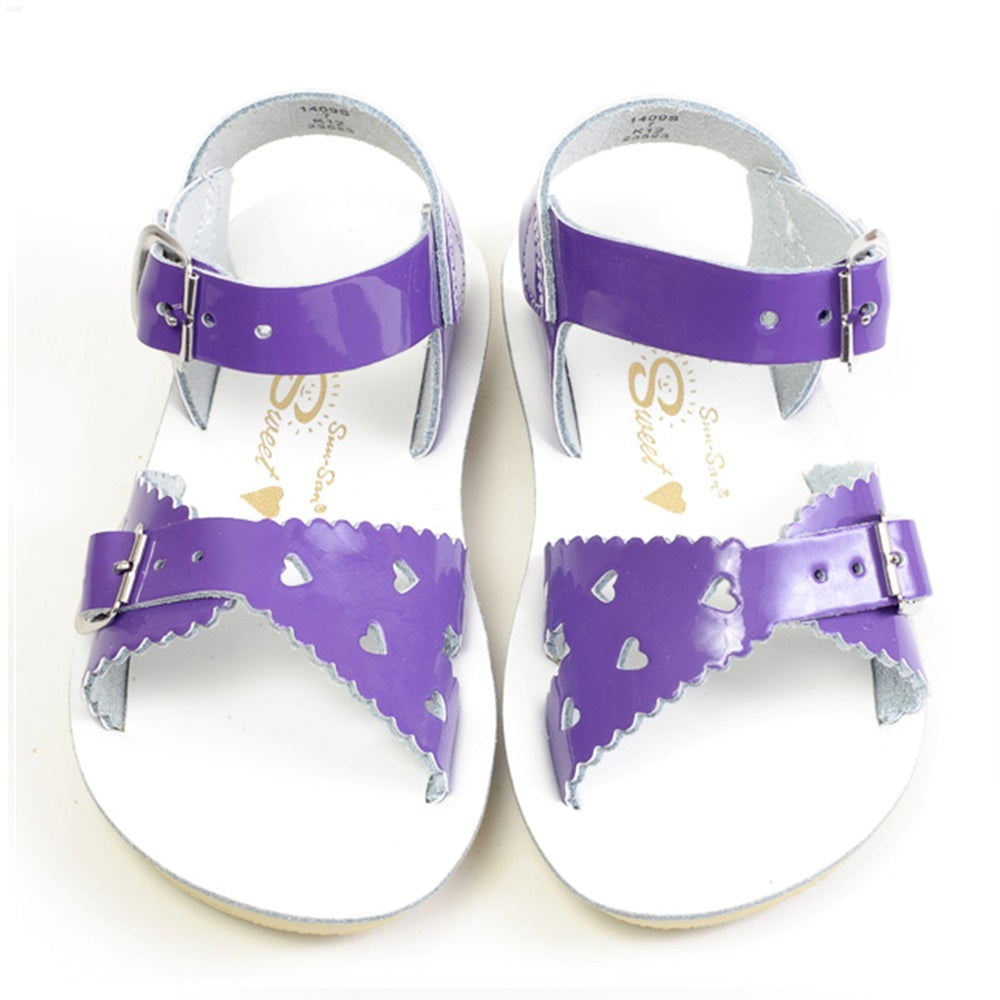Kids Sweetheart Premium in Shiny Purple