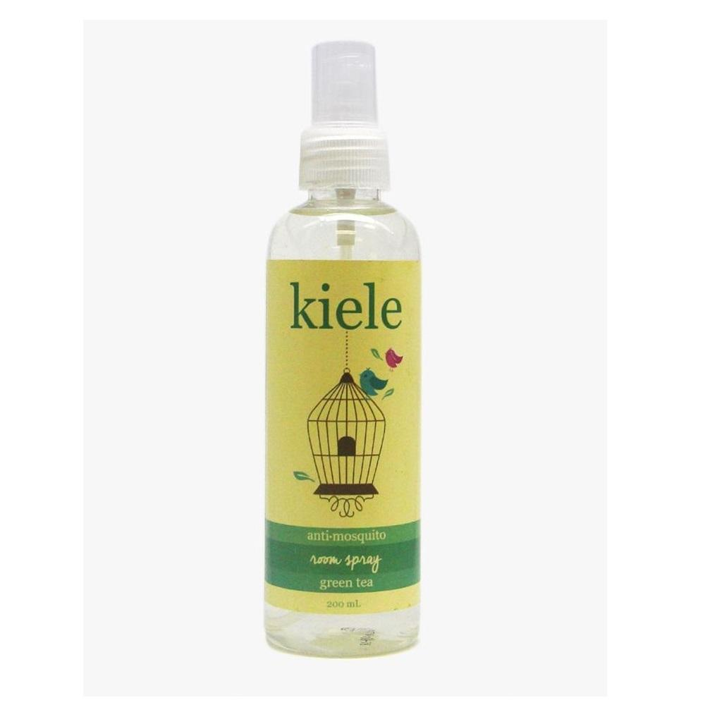 Kiele Anti-Mosquito Room Spray Green Tea 200ml