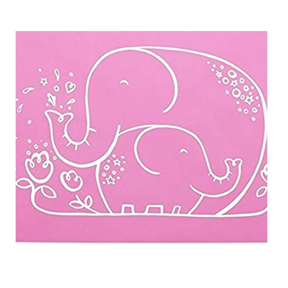 Meal Mat – Elephant Hugs
