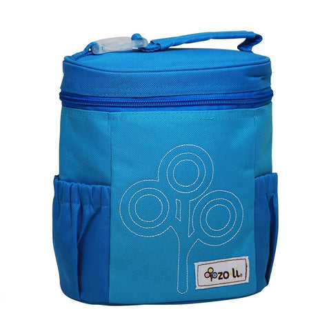 NOM NOM Insulated Lunch Bag