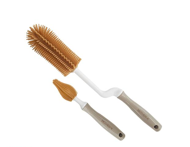 Mother-K Rotary Silicone Brush