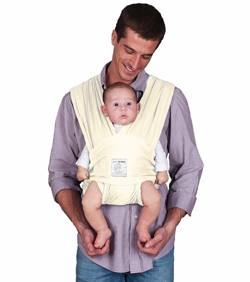 Baby K'tan Baby Carrier in Natural Organic (XS)