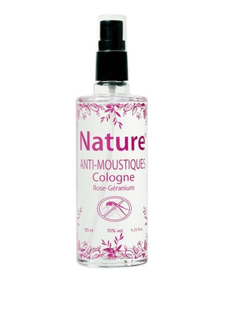 Cadentia Nature Anti-Moustique Spray Rose Geranium 125 ml