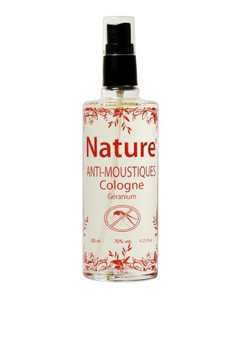 Cadentia Nature Anti-Moustique Spray Geranium 125 ml