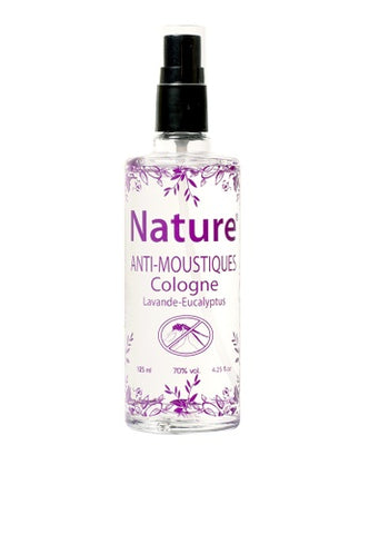Cadentia Nature Anti-Moustique Spray Euca Lavander 125 ml