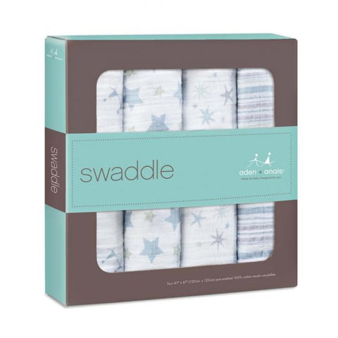 Classic 4-pack Swaddle
