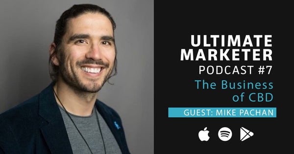 ultimate marketer mike pachan