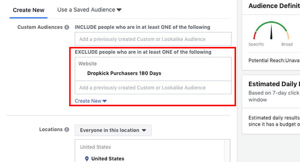 Quick Notes on Effective Facebook Targeting