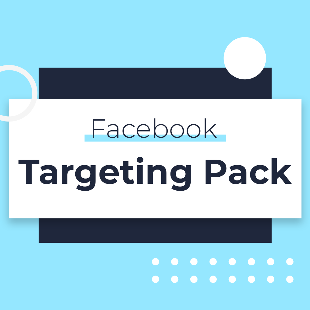 Facebook Targeting Pack