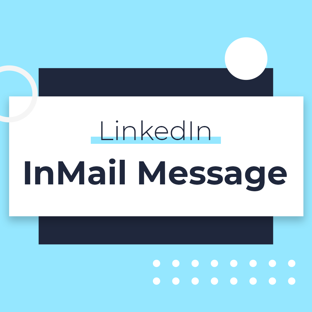 LinkedIn InMail Message Ad Copy