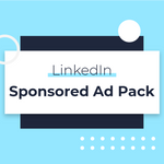 LinkedIn Sponsored Content Ad Pack