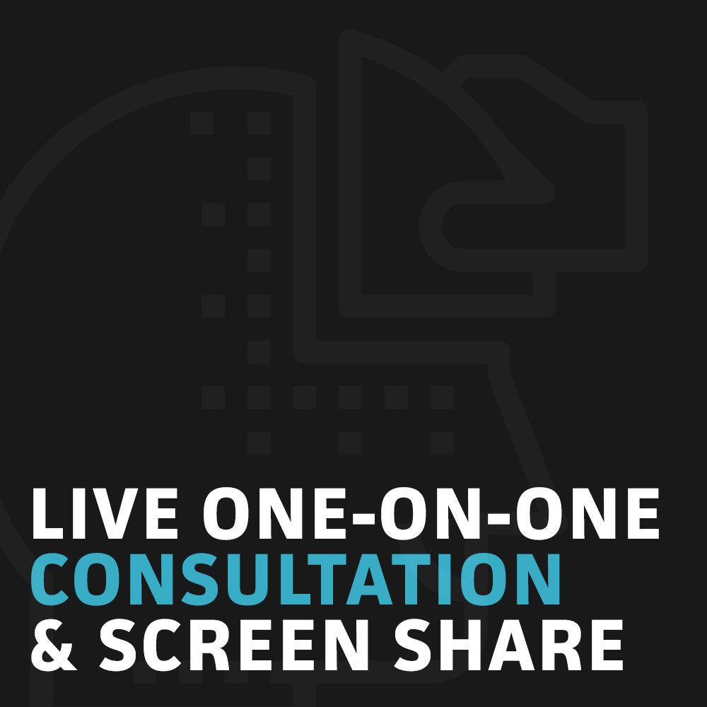 Live Marketing Consultation