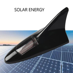Car Solar Energy shark fin【Buy Two free shipping】